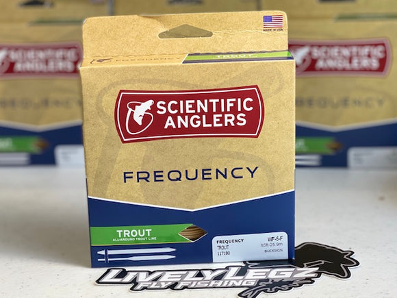 FREQUENCY TROUT Floating Fly Line by Scientific Anglers