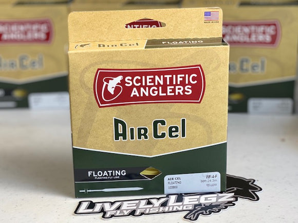 AirCel Floating Fly Line by Scientific Anglers
