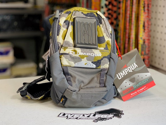 Umpqua Rock Creek ZS Chest Pack