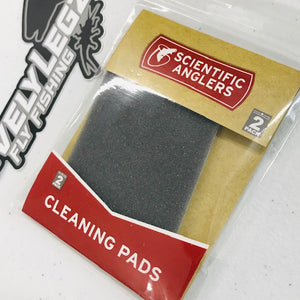 Fly Line Cleaning Pads by Scientific Anglers