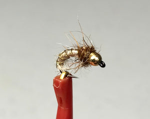 Real Deal Caddis Meal (Barbless/ Tungsten)