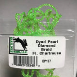 Dyed Pearl Diamond Braid