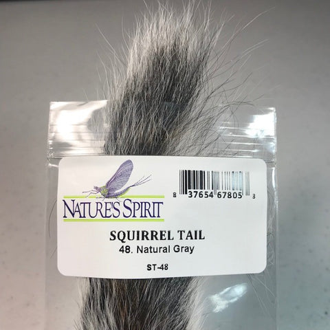 Squirrel Tail