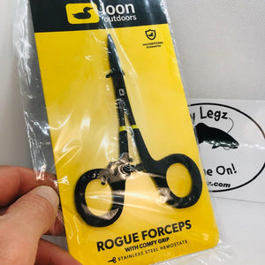 Loon Rogue Forceps with Comfy Grip
