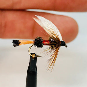 Wet Flies and Soft Hackles