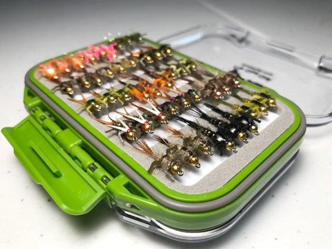 "Lively Legz ""The Minimalist"" Loaded Box (84Flies @ approximately 1.15/fly)"