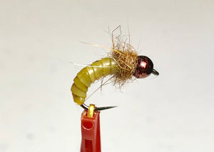 Bubb Rubb Grub (Barbless/ Tungsten)