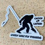 Lively Legz Stickers