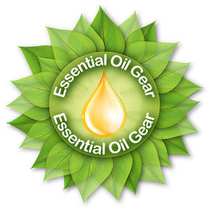 Essential Oil Gear Logo_Leaves