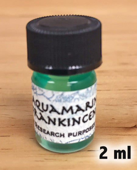 Aquamarine Frankincense - 2 ml Sample Size