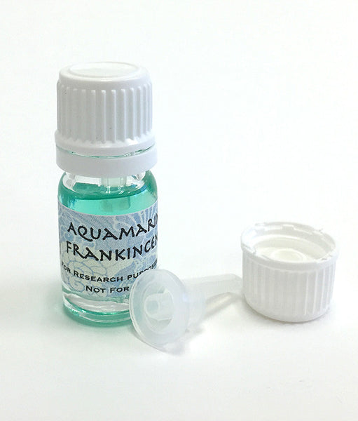 Aquamarine Frankincense from Essential Oil University