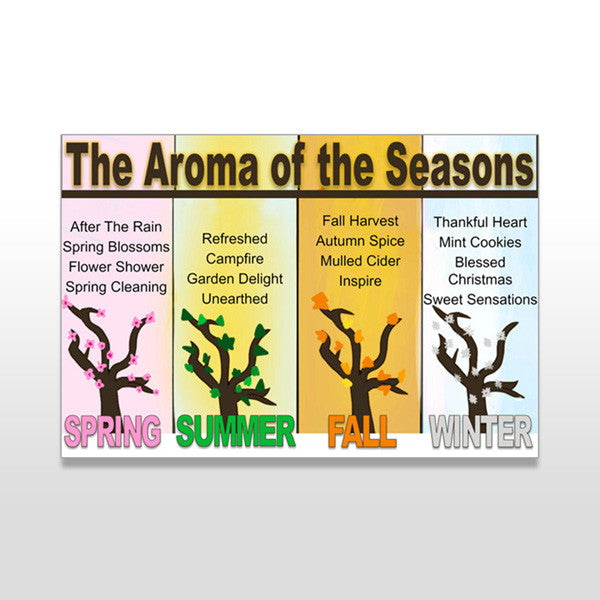 Aroma of the Seasons Make & Take