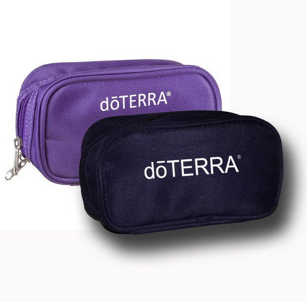 dōTERRA Travel Case - Black or Purple