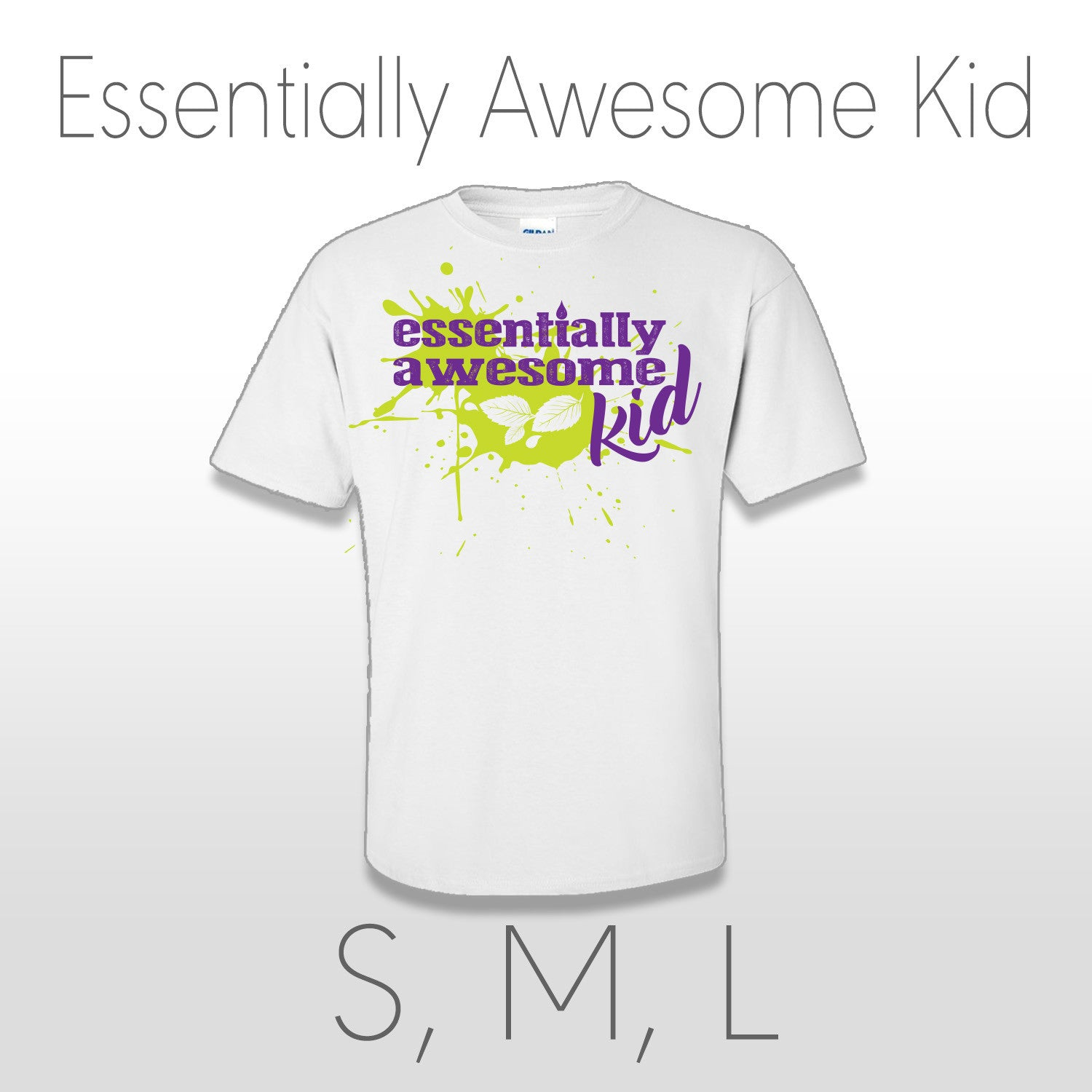 Essentially Awesome Kid Tee Shirt