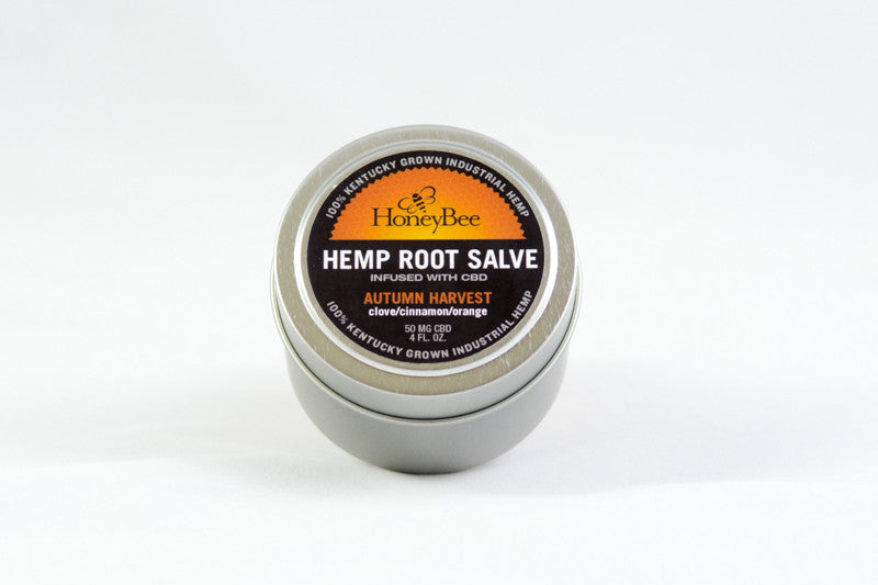 Hemp Root Salves