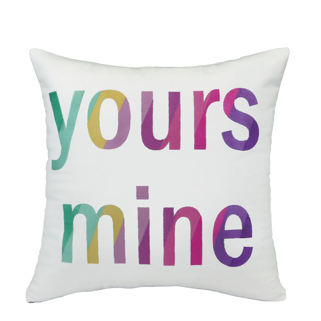 "Sale ""Yours/Mine"""