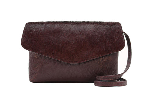 Permanent Collection Crossbody: Burgundy - Hymonline,  , HYM, Hymonline