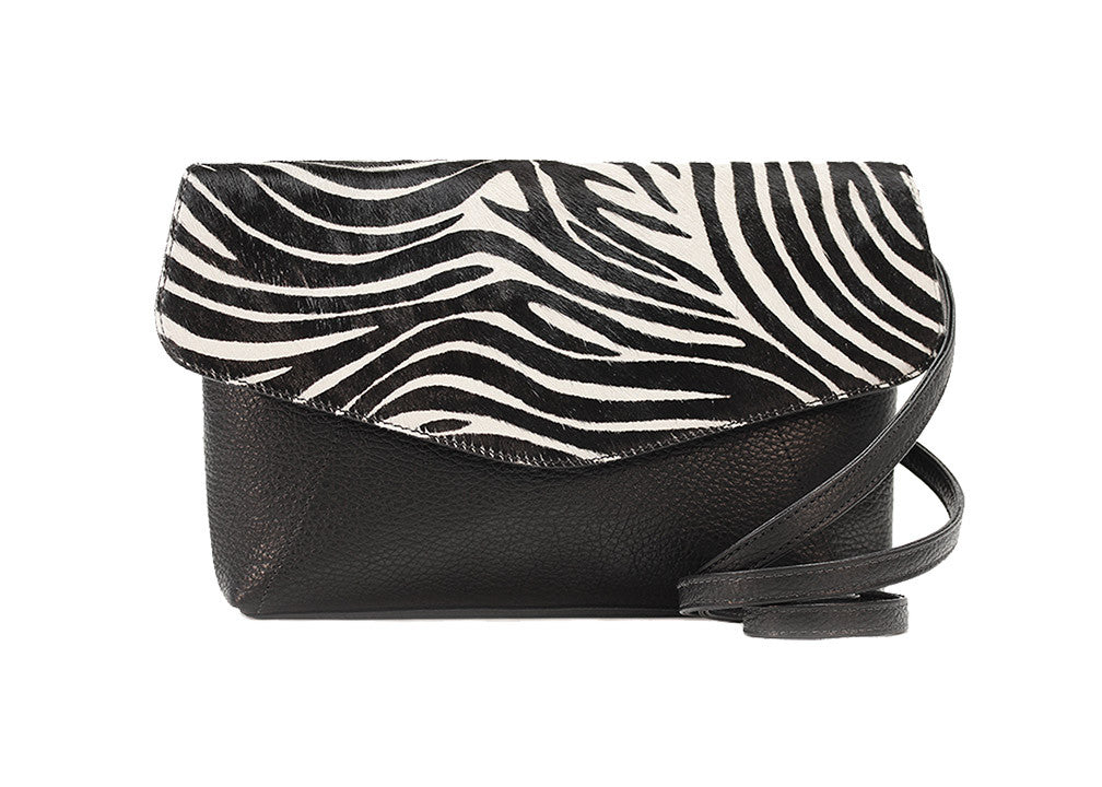 Permanent Collection Crossbody: Zebra - Hymonline,  , HYM, Hymonline