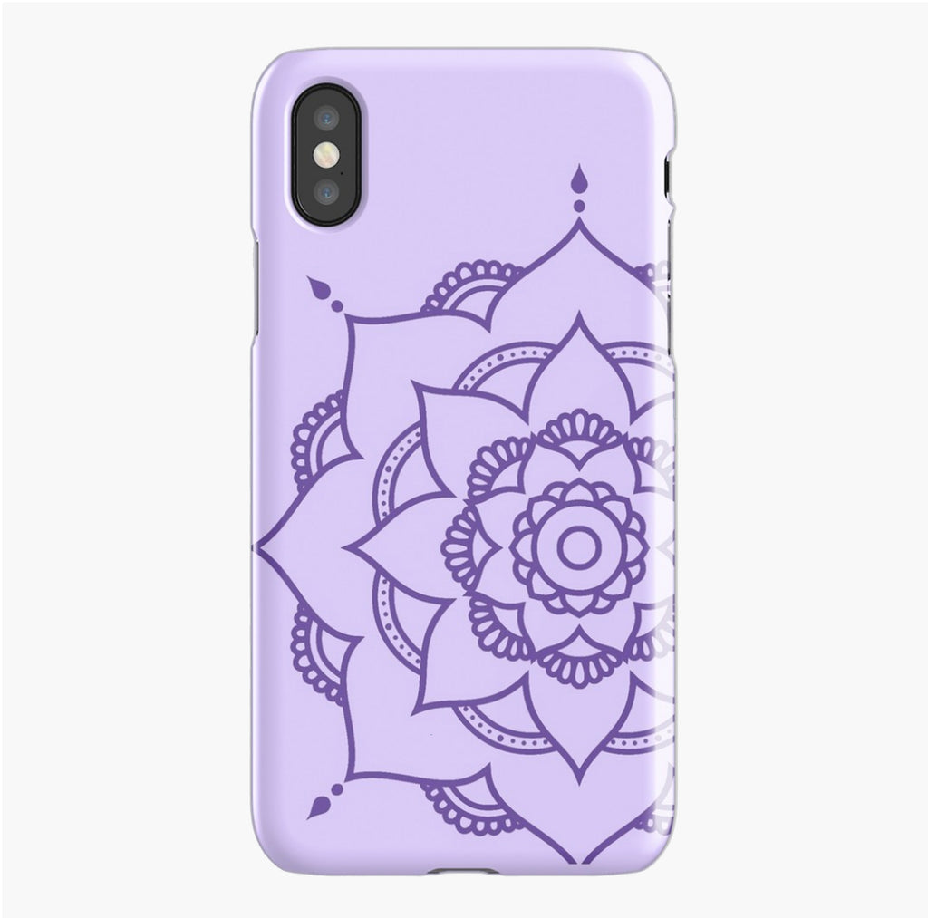 """Mandala"" phone case"