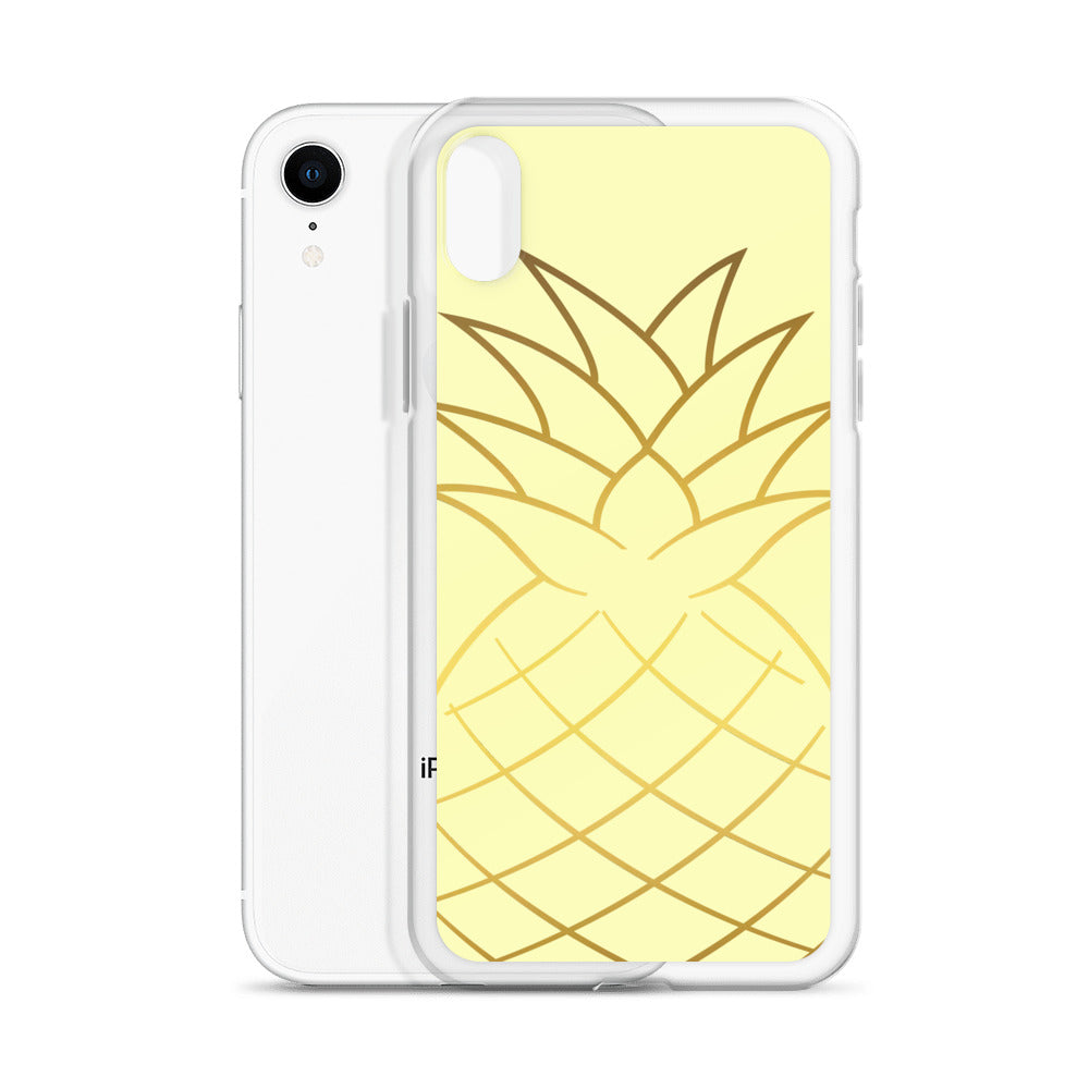 Pineapple iPhone Case