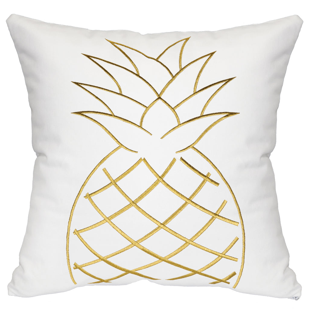 """Pineapple"" in gold"