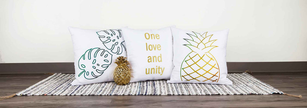 """Pineapple"" in yellow"