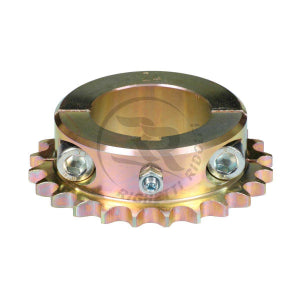 Steel sprocket (428) Hole 50mm Key 8mm