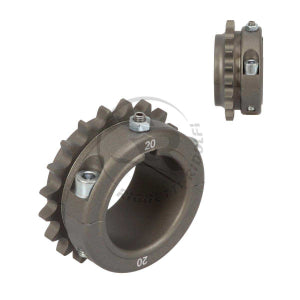 Ergal sprocket  (428) Hole 50mm Key 8mm