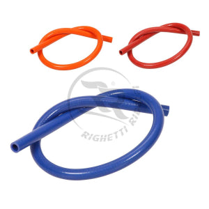 SILICONE PIPE - LENGTH 1200mm - ORANGE COLOUR