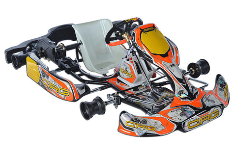 CRG KT2 -SENIOR AND JUNIOR ROTAX, IAME X 30 , ROK CLASSES