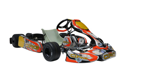 NEW CRG 1010 MINI CHASSIS 28MM