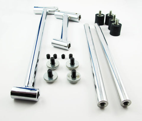 PRD RADIATOR SUPPORT BRACKETS