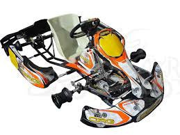 NEW CRG TORK CHASSIS - 4 CYCLE