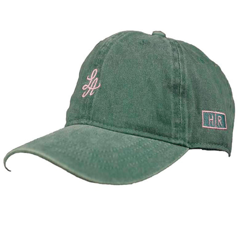 Hot Rod 6-Panel Adjustable Strap Cap (Green)