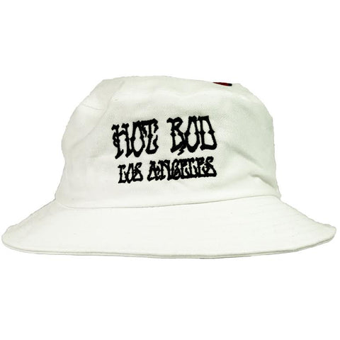 BOOTLEG YOUR FACE EMBROIDERED BUCKET HAT (BAMBLANCA)