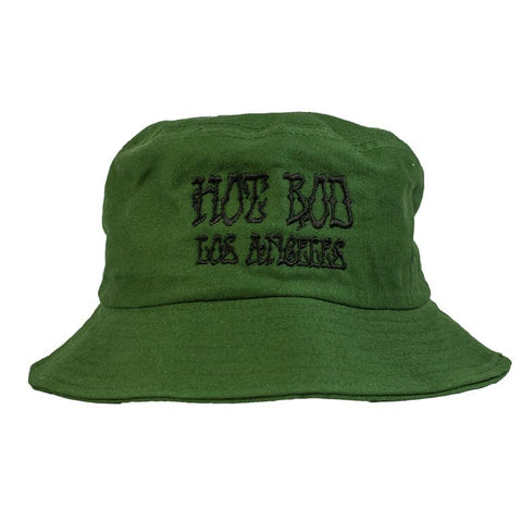 BOOTLEG YOUR FACE EMBROIDERED BUCKET HAT (HOMEGROWN)