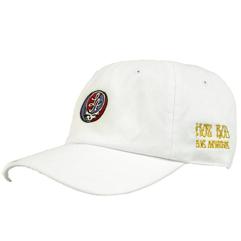 BOOTLEG YOUR FACE EMBROIDERED 6-PANEL (BAMBLANCA)