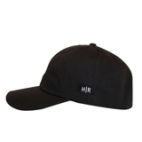 HOT ROD 6-PANEL ADJUSTABLE STRAP CAP (BLACK/WHITE)