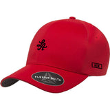 HOT ROD DELTA CAP FLEXFIT (RED)