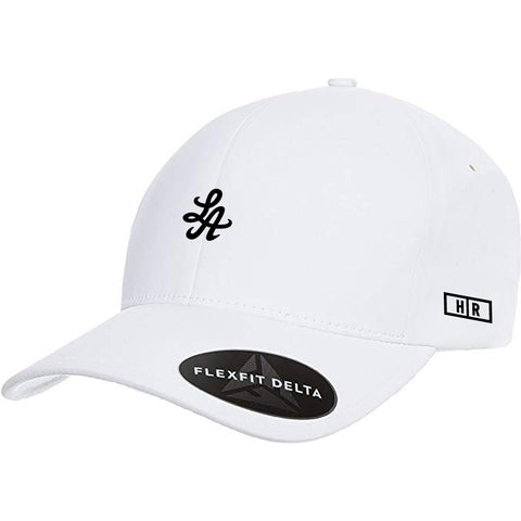 HOT ROD DELTA CAP FLEXFIT (WHITE)