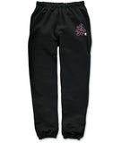 HOT ROD SIGNATURE LA CHAMPION REVERSE WEAVE SWEATPANT (BLACK/PURPLE)