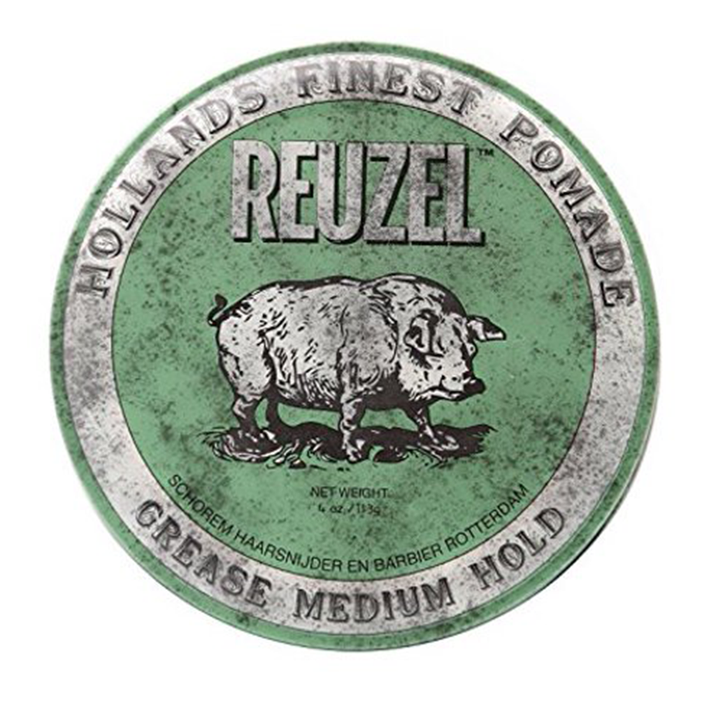 REUZEL POMADE MEDIUM HOLD GREESE 4oz.