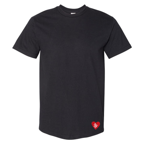 "HOT ROD LA ""LOVE ONE ANOTHER"" EMBROIDERED (BLACK)"