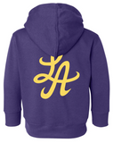 HOT ROD SIGNATURE LA TODDLER PULLOVER HOODIE (PURPLE)