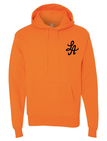 HOT ROD SIGNATURE LA HOODIE (ORANGE)
