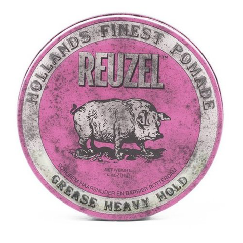 REUZEL GREASE HEAVY HOLD 4oz.
