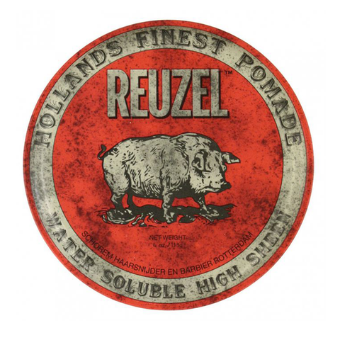 REUZEL POMADE HIGH SHEEN 4oz.