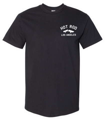 "HOT ROD ""WE USED TO BE A SKATE SHOP"" (WASHED BLACK)"