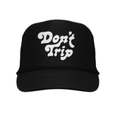 FREE AND EASY DON'T TRIP OG TRUCKER HAT