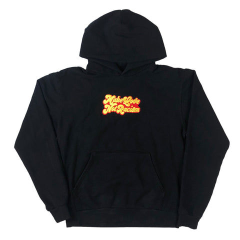 ONLY THE LONELY MAKE LOVE HOODIE (BLACK)